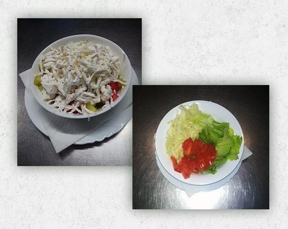 Salate - Korablja