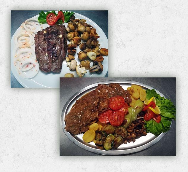 Korablja - jela s roštilja